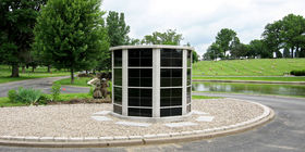 Columbarium at Davenport Memorial Park
