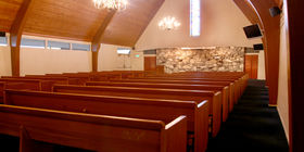 Chapel at Stone Funeral Home