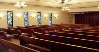 Chapel at Crawford-Bowers Funeral Home