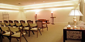 Chapel at Casey Funeral Home