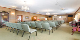 Chapel at McGilley and Sheil Funeral Home and Cremation Services