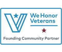 We Honor Veterans level 4 badge