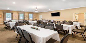 Reception room at Resthaven Funeral Home &  Memory Gardens