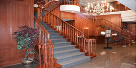 The Staircase at Delmoro Funeral Home