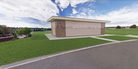 Tranquility Mausoleum coming soon to Olinger Highland Mortuary & Cemetery