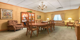 Arrangement Room at Callahan-Edfast Mortuary & Crematory