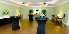 Reception Room at Thomasville Funeral Home