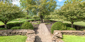 Landscaping at Ivey Funeral Home & Rose Hill Burial Park