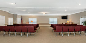 Chapel at Ivey Funeral Home & Rose Hill Burial Park
