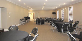 Reception Room at Comstock-Kaye Life Celebration Centre