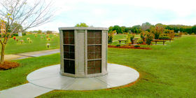 Columbarium at Lakeland Memorial Park