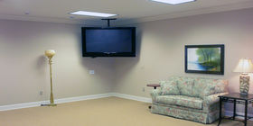 Sitting Area at Roselawn Funeral Home and Cemetery