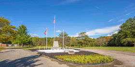 Veterans Cemetery Section at Whitehaven Memorial Park