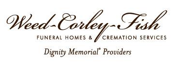 Weed-Corley-Fish-Logo-Brown