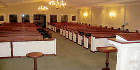 Chapel at Kiser-Rose Hill Funeral Home