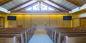 Chapel at Bean-Massey-Burge Funeral Home Beltline Road