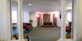 Chapel at DiLuzio Foley And Fletcher Funeral Homes