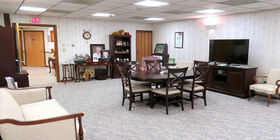 Arrangement Room at DiLuzio Foley And Fletcher Funeral Homes