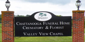 Signage at Chattanooga Funeral Home, Crematory & Florist-Valley View Chapel