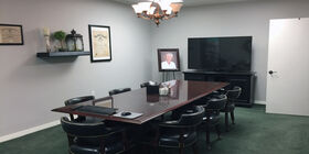 Arrangement Room at Cole Funeral Home
