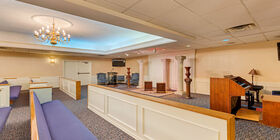 Chapel at Gregory W. Spencer Funeral Directors