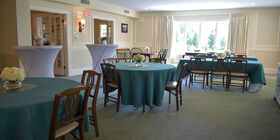 Hospitality Room at Richardson-Gaffey Funeral Home