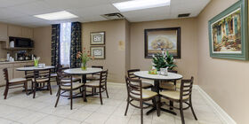 Kitchen at Brentwood-Roesch-Patton Funeral Home