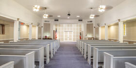 Chapel at Kuehl-Nicolay Funeral Home