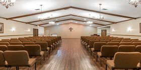 Chapel at Cook-Walden/Forest Oaks Funeral Home and Memorial Park
