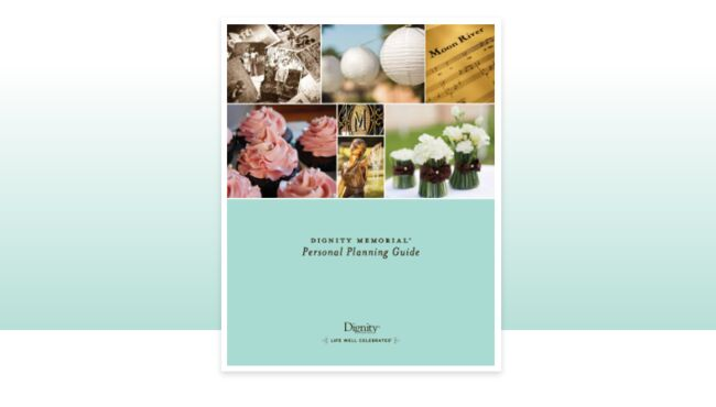 Personal Planning Guide cover