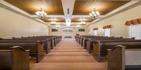 Chapel at Evergreen East Funeral Home