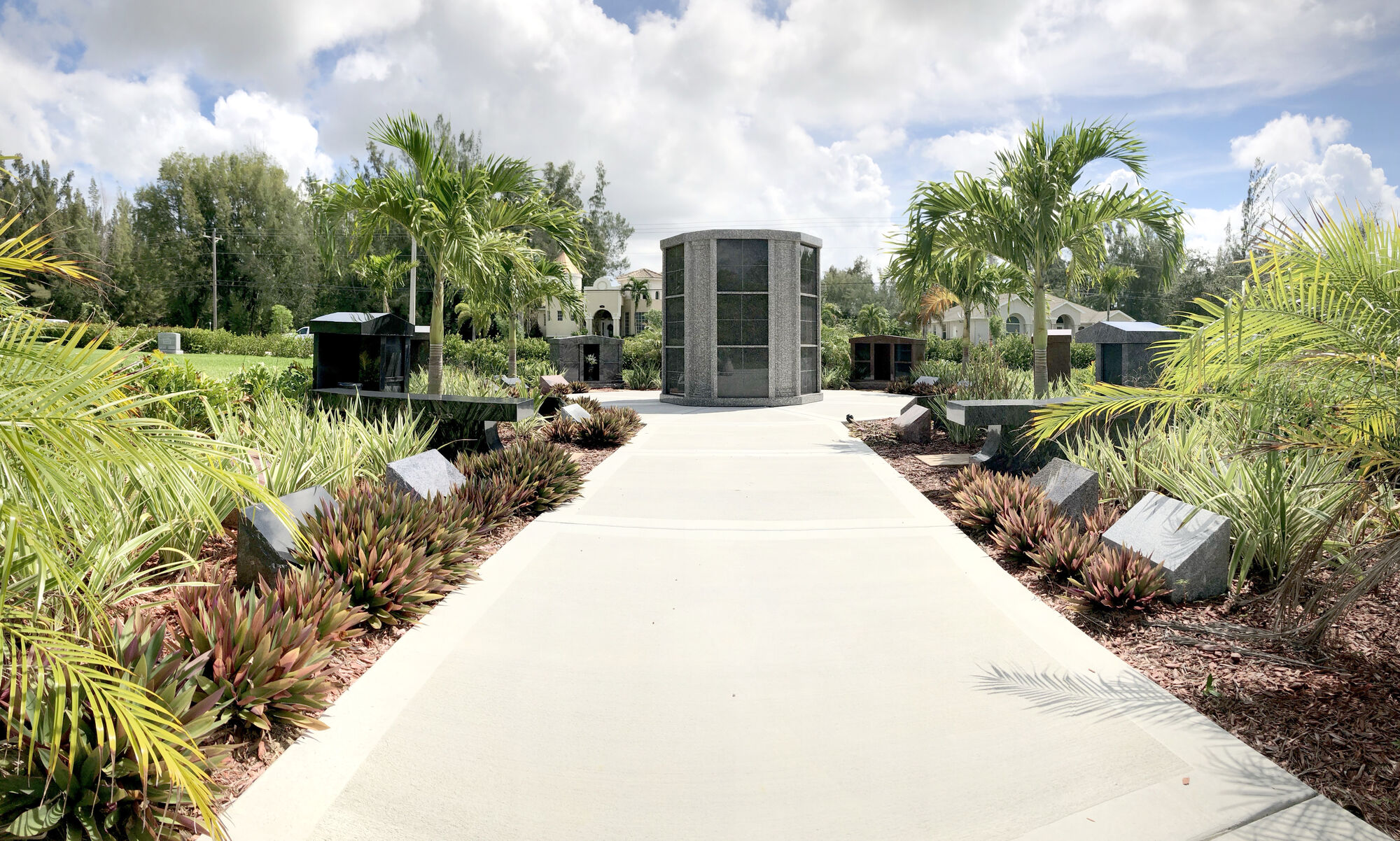 Cremation Garden at Coral Ridge Funeral Home and Coral Ridge Cemetery
