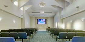 Chapel at Jerrett Life Celebration Centre