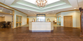 Lobby at Grove Hill Funeral Home