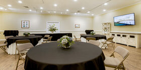 Basic venue at Hanes Lineberry Funeral Home & Guilford Memorial Park