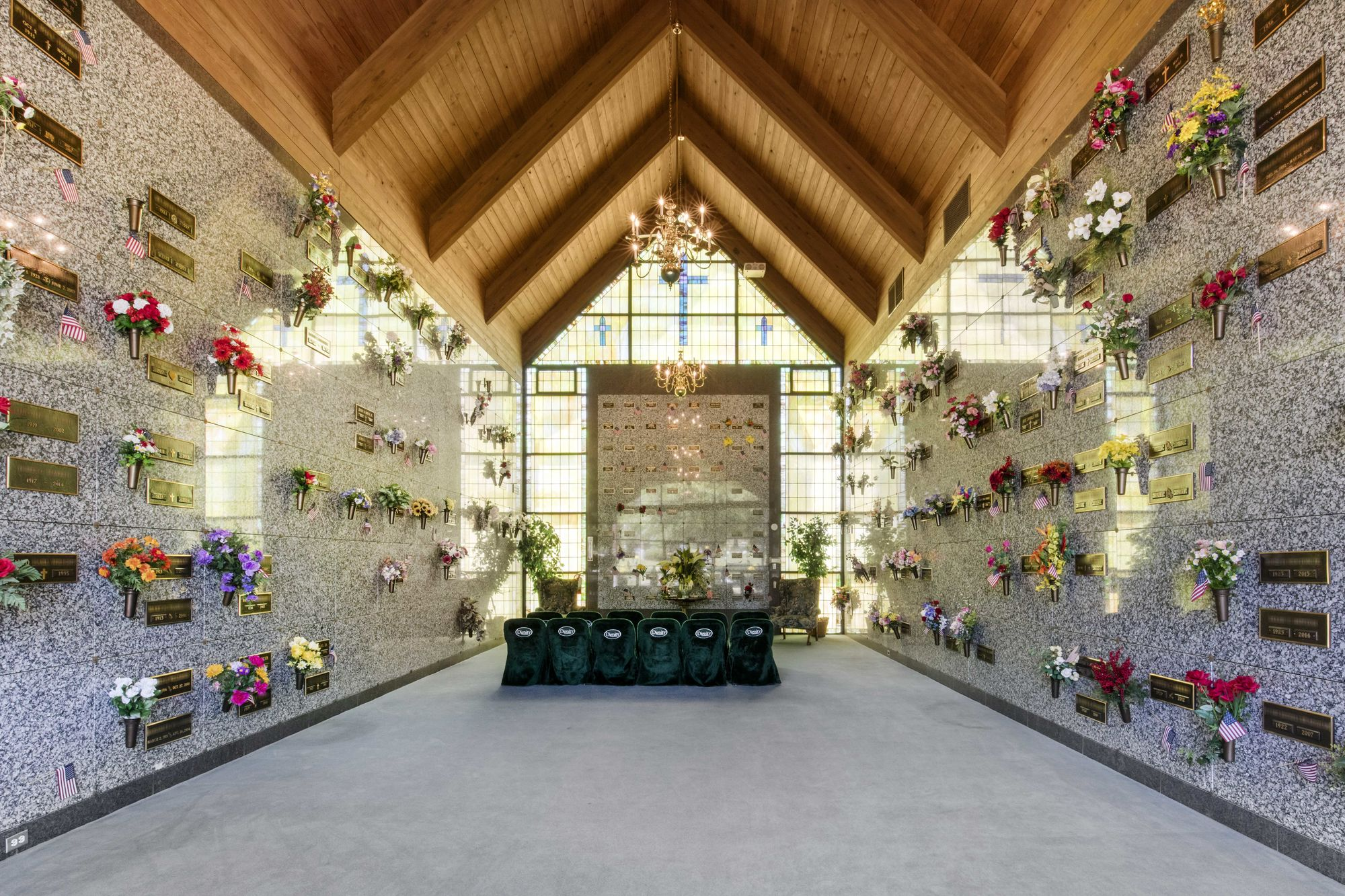 Mausoleum at Parkway Funeral Home