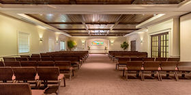 Chapel at Ted Dickey West Funeral Home