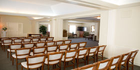 Chapel at Jones, Rich & Barnes Funeral Home