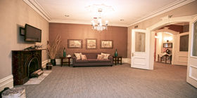 Cambridge Room at T. Little Funeral Home & Cremation Centre