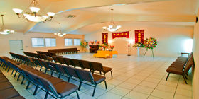 Chapel at Peek Funeral Home