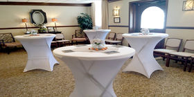 Reception room at Elmwood Funeral Home & Cremation Service