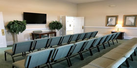 Chapel at Lee Funeral Home