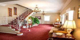 Lobby at Kraeer-Becker Funeral Home and Cremation Center