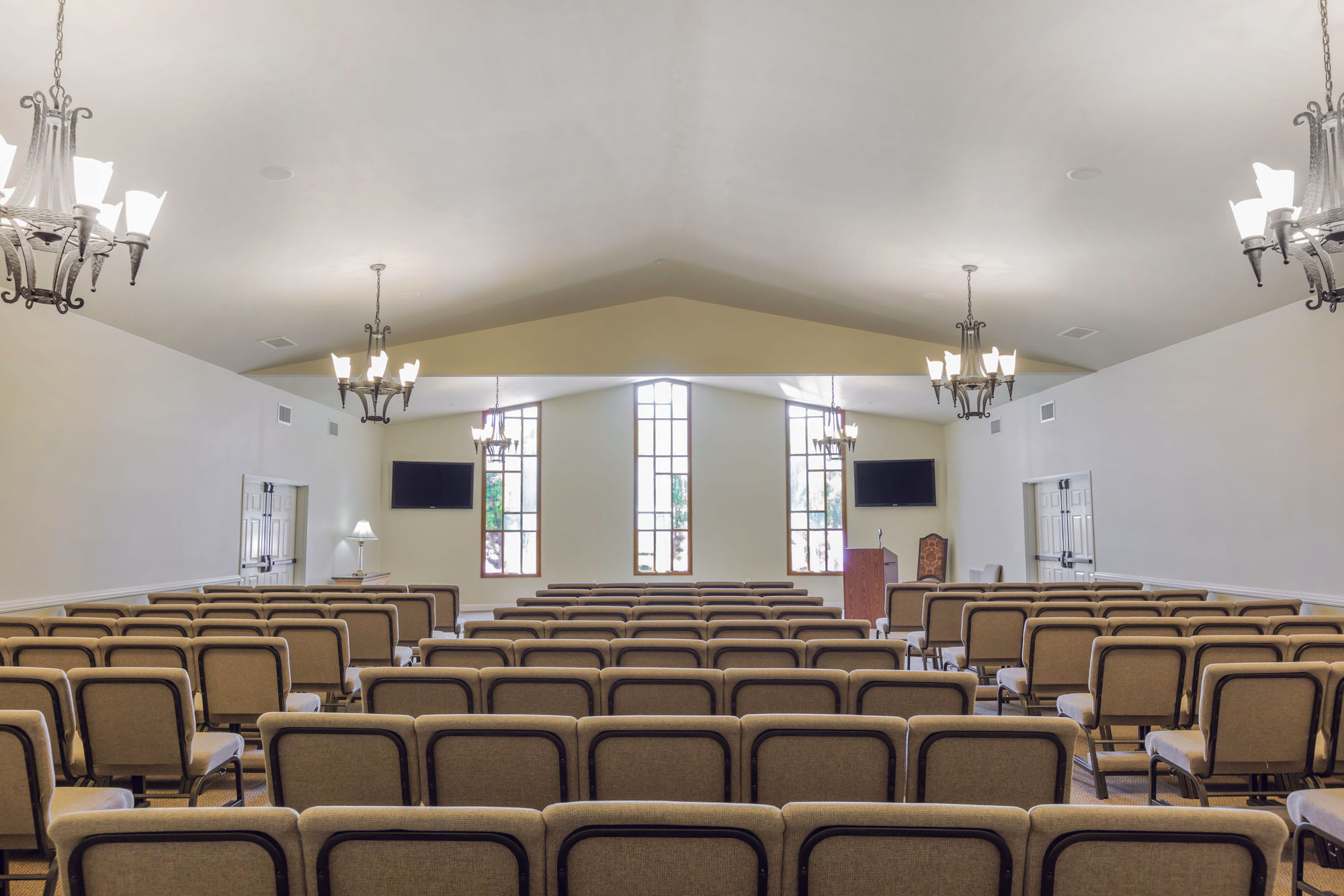 Chapel at Oakdale Mortuary
